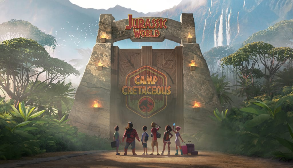 Jurassic World Camp Cretaceous Review