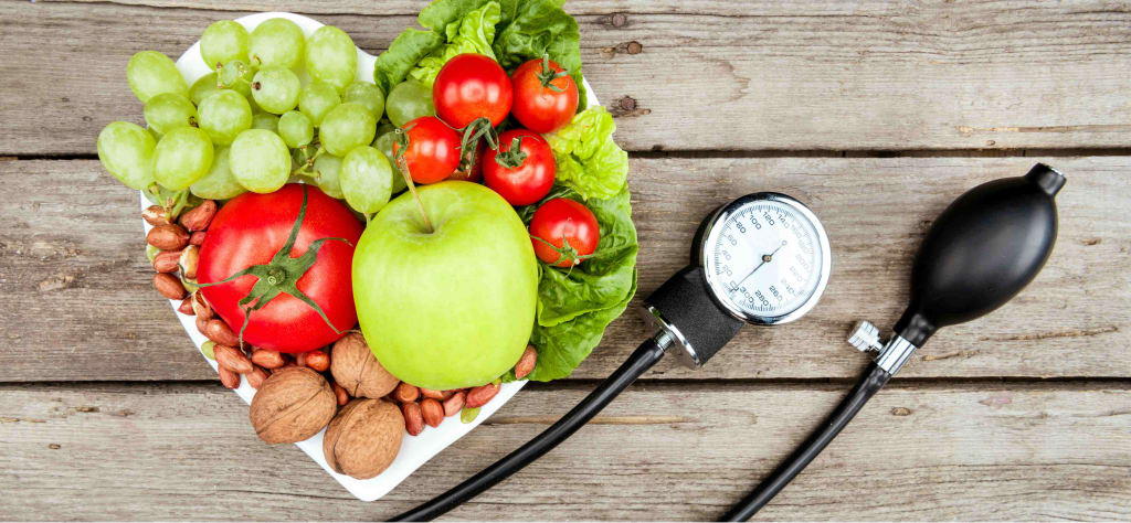 Eat To Ease Your Blood Pressure