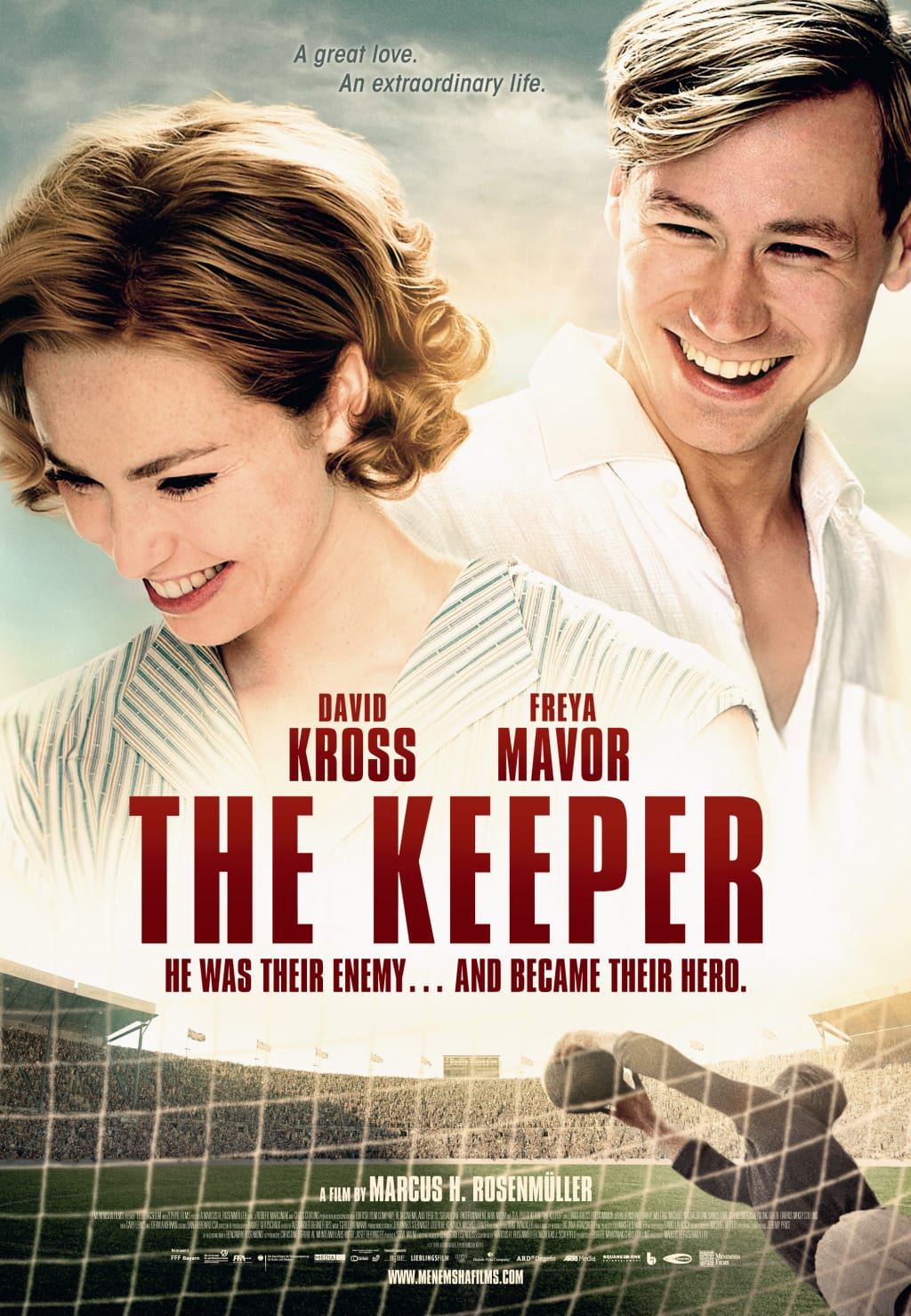 Movie Review: 'The Keeper' Arrives at the Exact Wrong Time