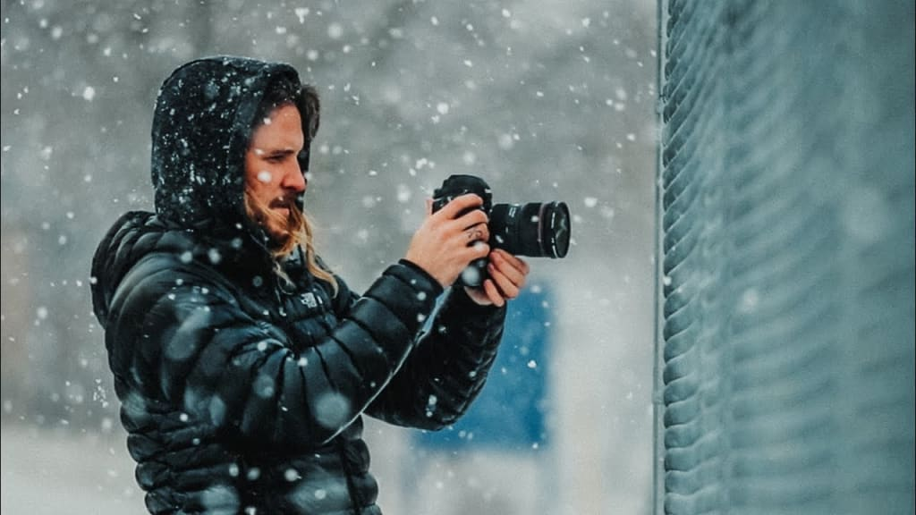 Thank You, Peter McKinnon for Being An Inspiration
