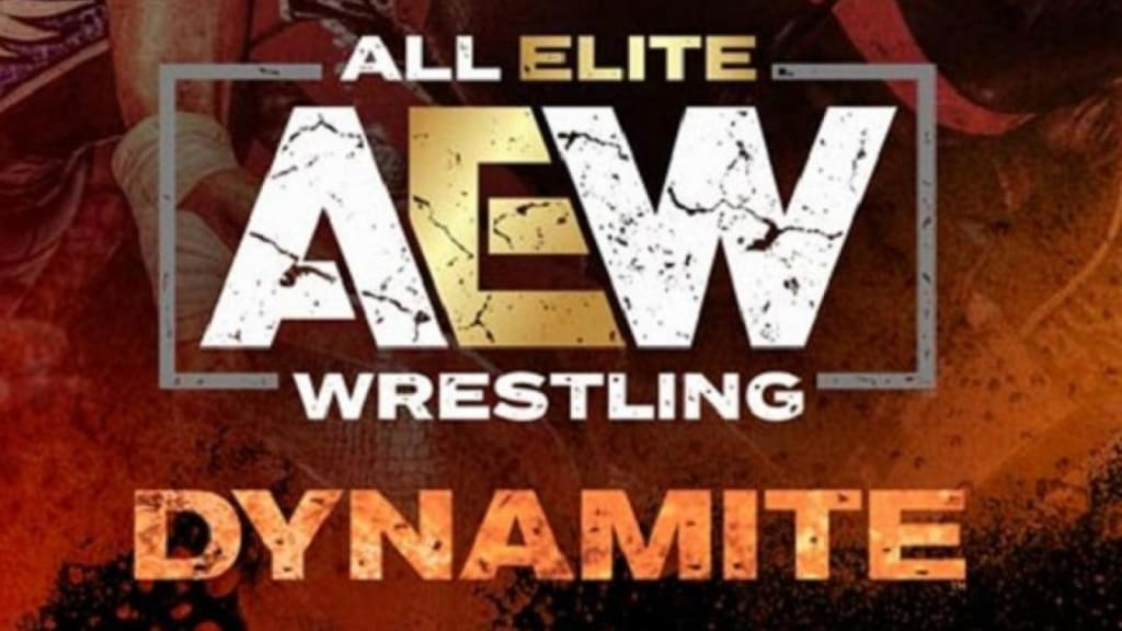 One year of Wednesday Night Dynamite