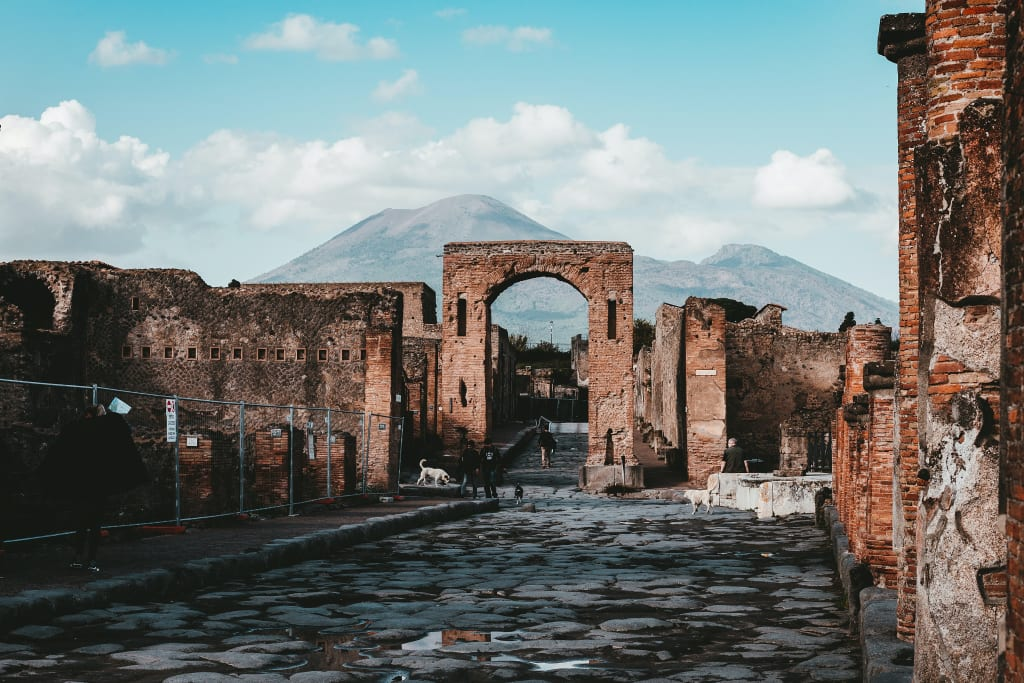A Spiritual Experience in the Lost City of Pompeii