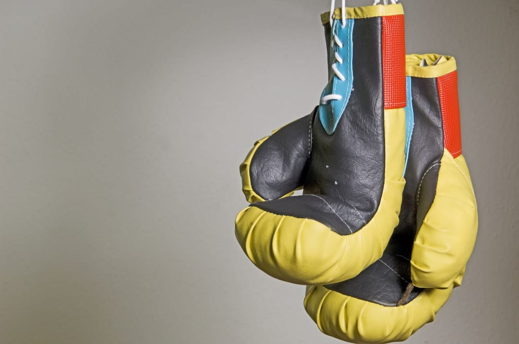 How to Choose Boxing Gloves with Perfect Weight?