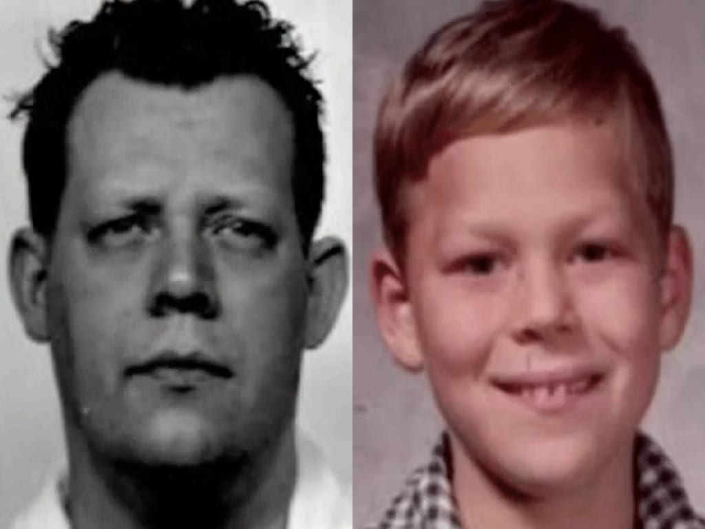 Halloween Horrors: The Poisoning of Timothy O'Bryan