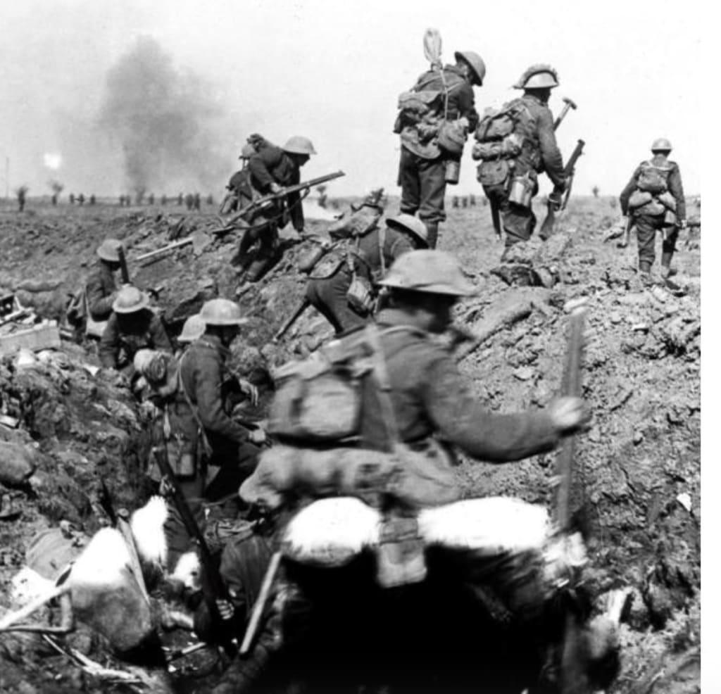 War Buddies