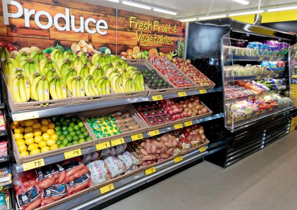 Fresh Produce to LA's Stores Won't Solve Food Inequality.