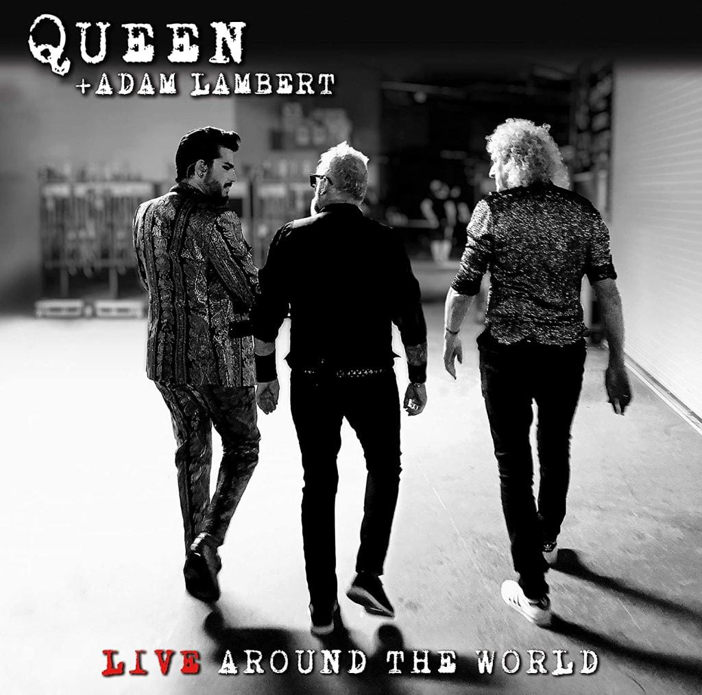 Live Around the World - Queen + Adam Lambert Album Review