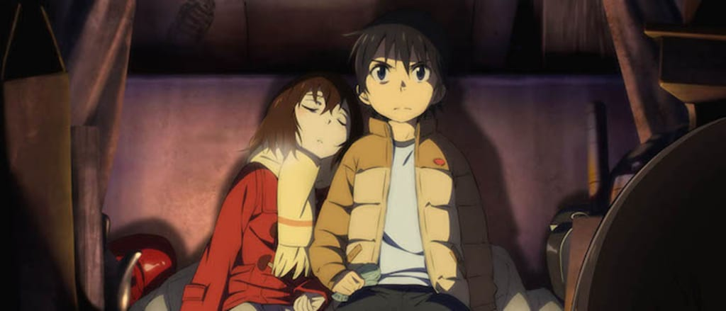 Anime to Watch: Erased