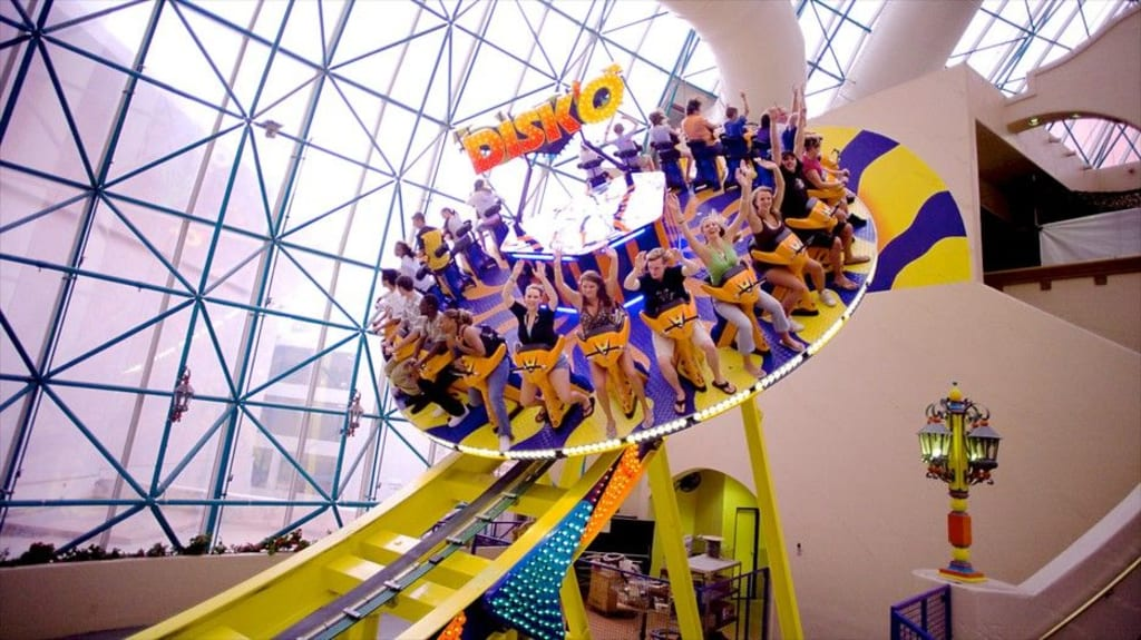 List of Topmost Thrilling & Exciting Theme Parks in Las Vegas