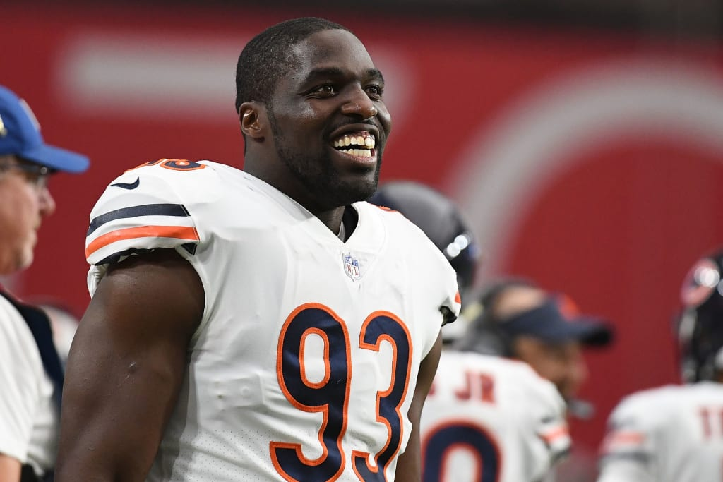Interview: Former NFL Linebacker Sam Acho Author of 'Let the World See You'
