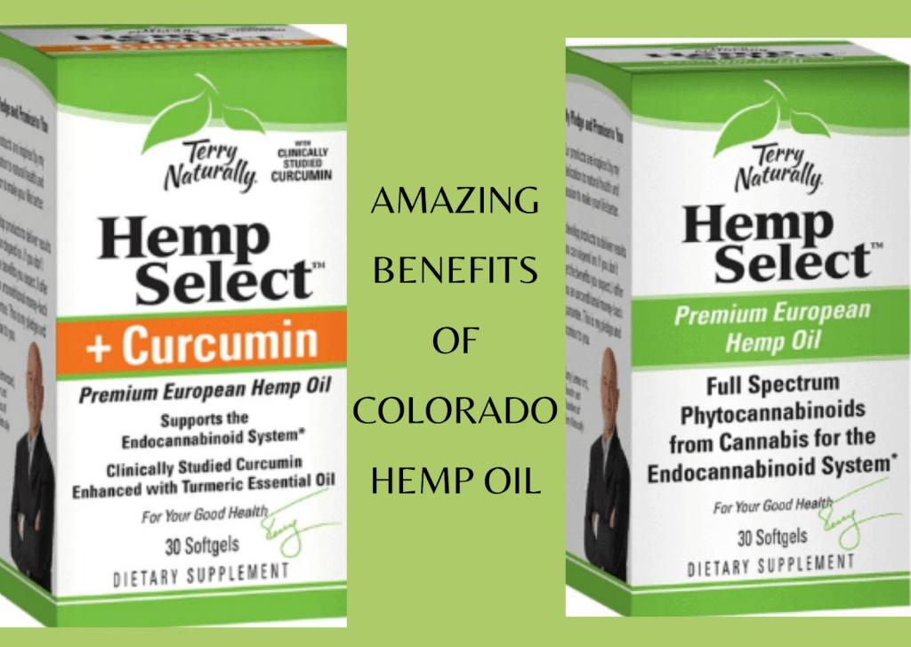5 Amazing Benefits Of Colorado Hemp Oil