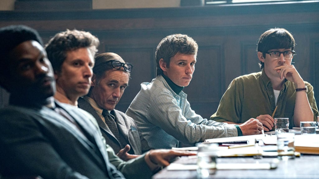 Movie Review: 'The Trial of the Chicago 7'