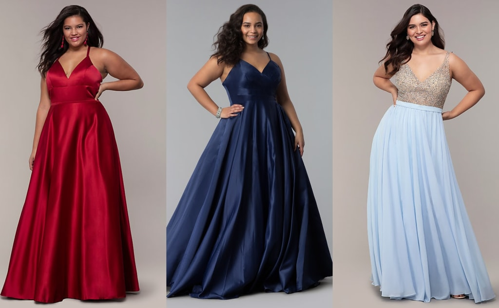 5 Types of Flattering Fabrics to Choose in a Plus Size Dress