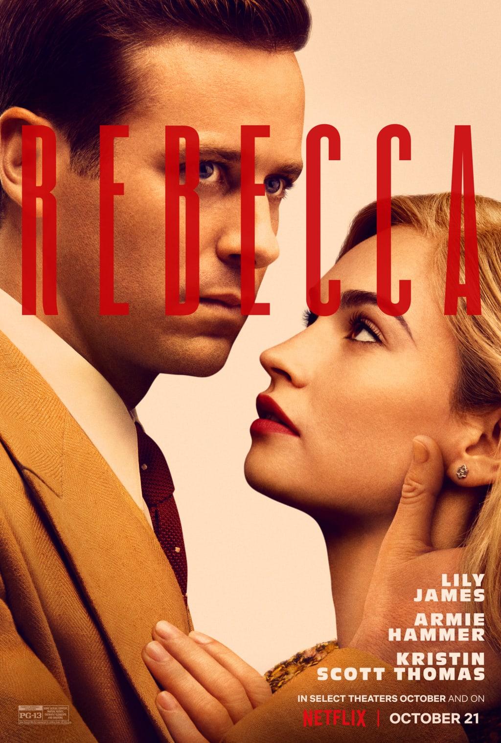 Movie Review: Netflix's 'Rebecca' A Handsome Failure