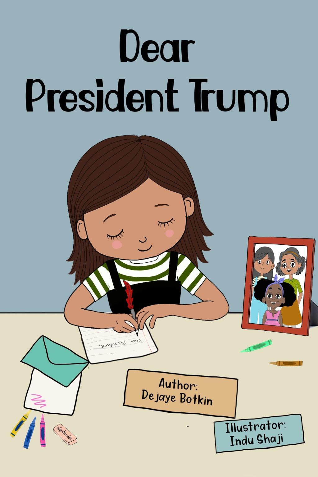 Dear President Trump