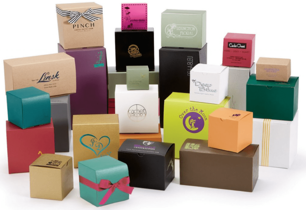 Importance of Custom Packaging Boxes | Journal