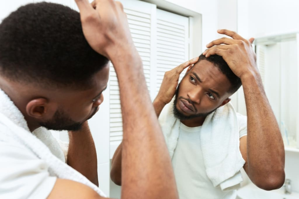 4 Grooming Tips for Men With Thinning Hair