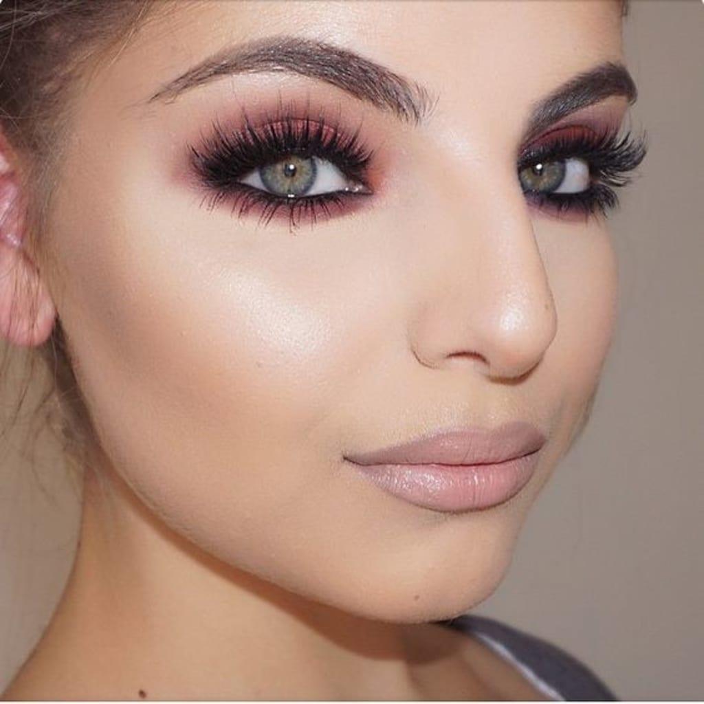 Pretty Makeup Look Blush