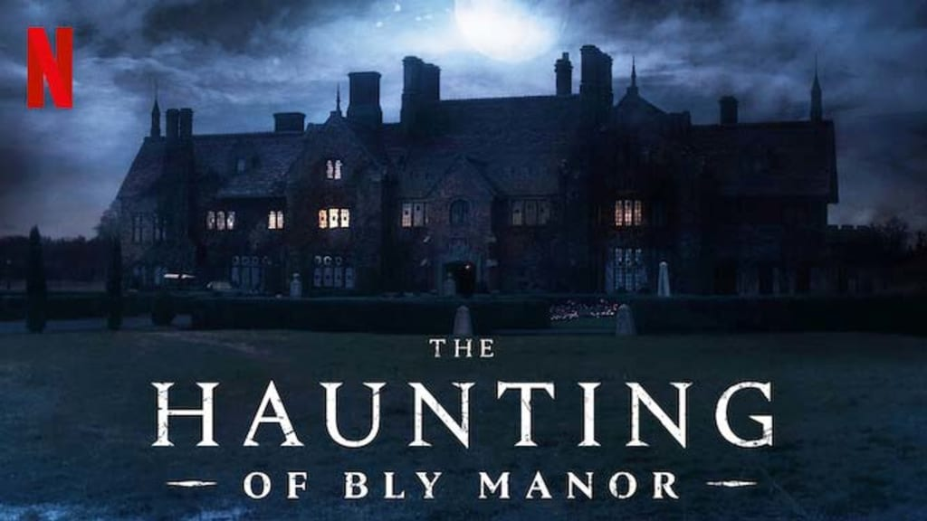 The Haunting of Bly Manor: (Netflix TV Show Review)