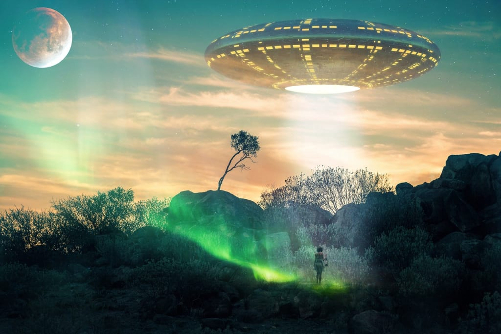 Do UFOs Really Exist?