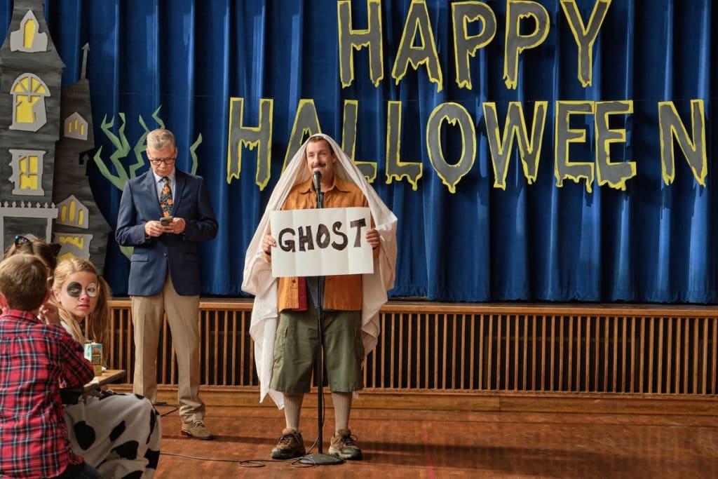 Hubie Halloween - A Netflix Movie Review