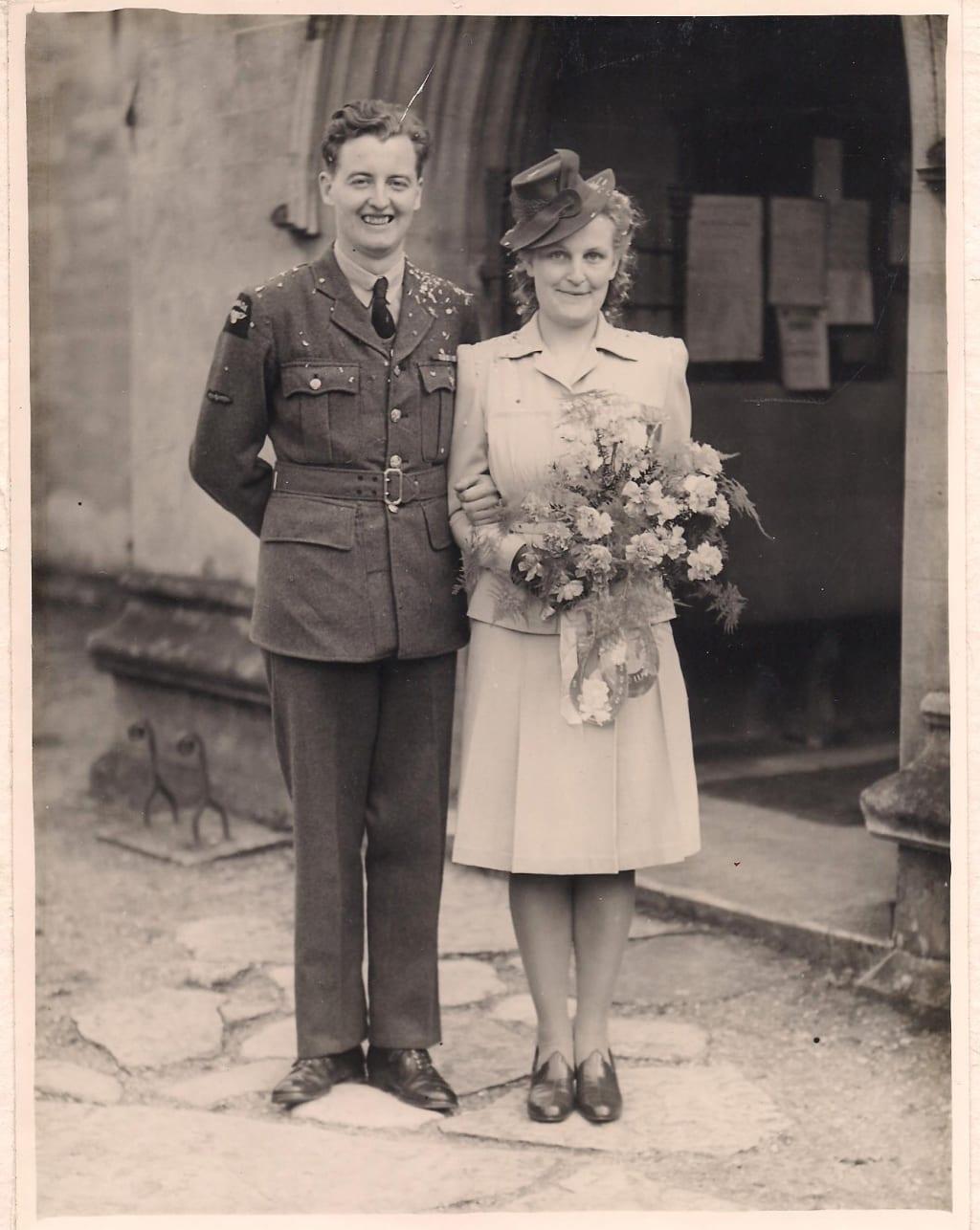 Travels of a War Bride
