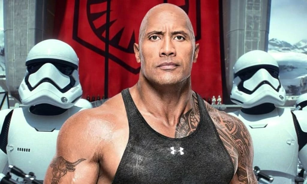 Lucasfilm May Be Considering Dwayne Johnson For Next Star Wars Role