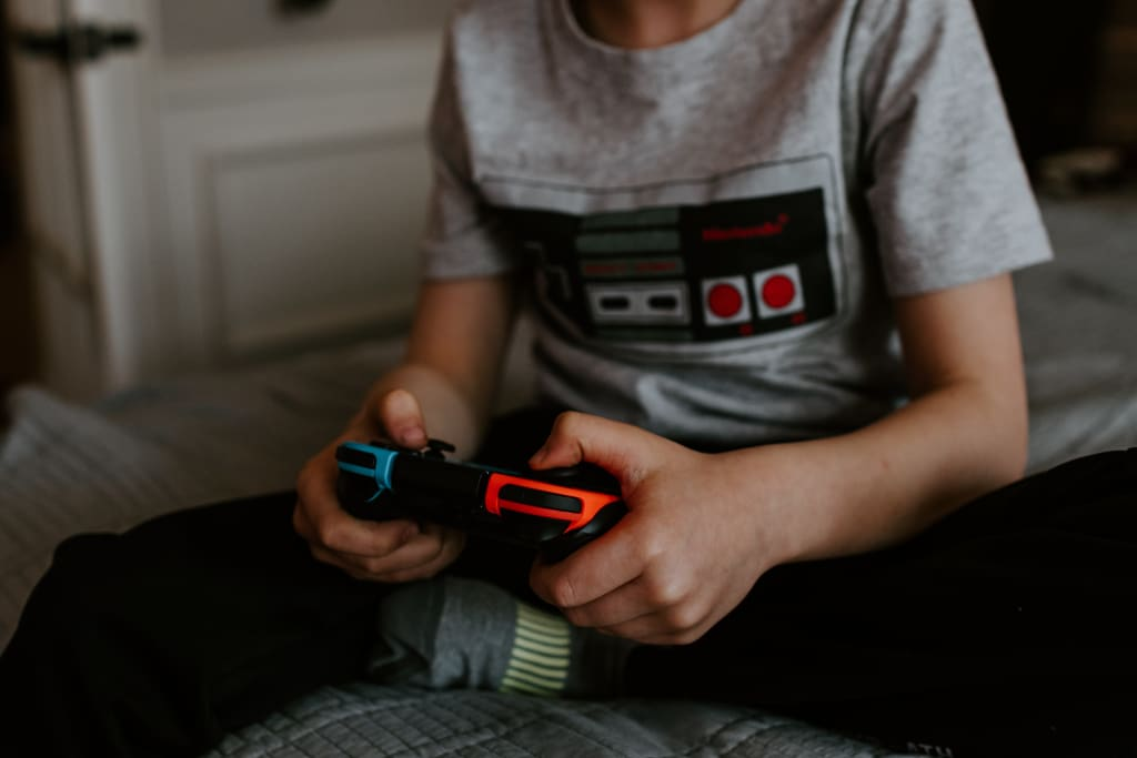 Your Kids Need Video Games