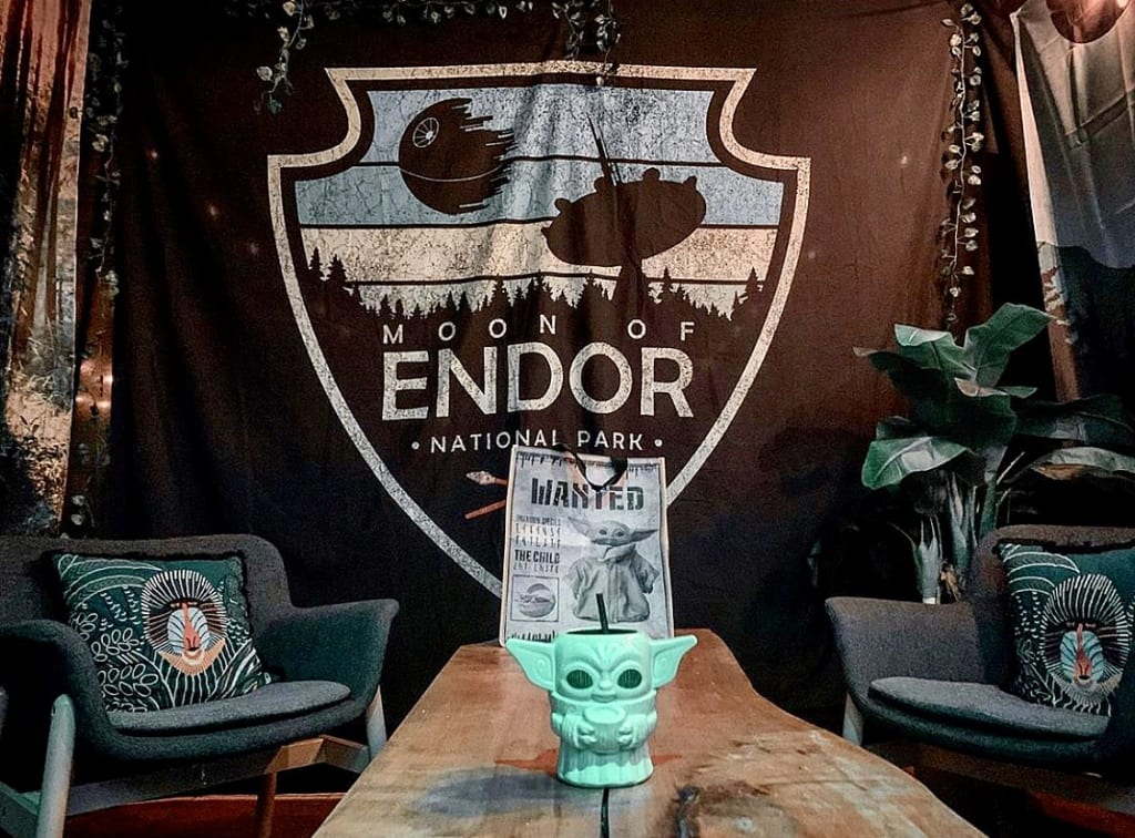 'Moon Of Endor' Popup Bar Coming to Hotel Madrid's Walkers Point