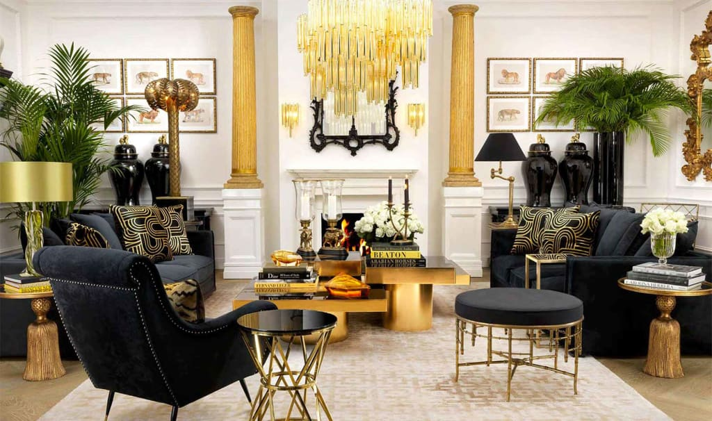 Our Founding Designers | The History of  Popular Interior Design Styles