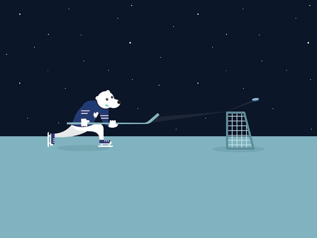 Ice Hockey Positions guide for new players