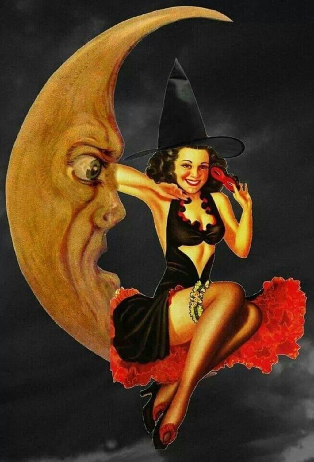 Haunted: October 2020's Full Moon in Taurus