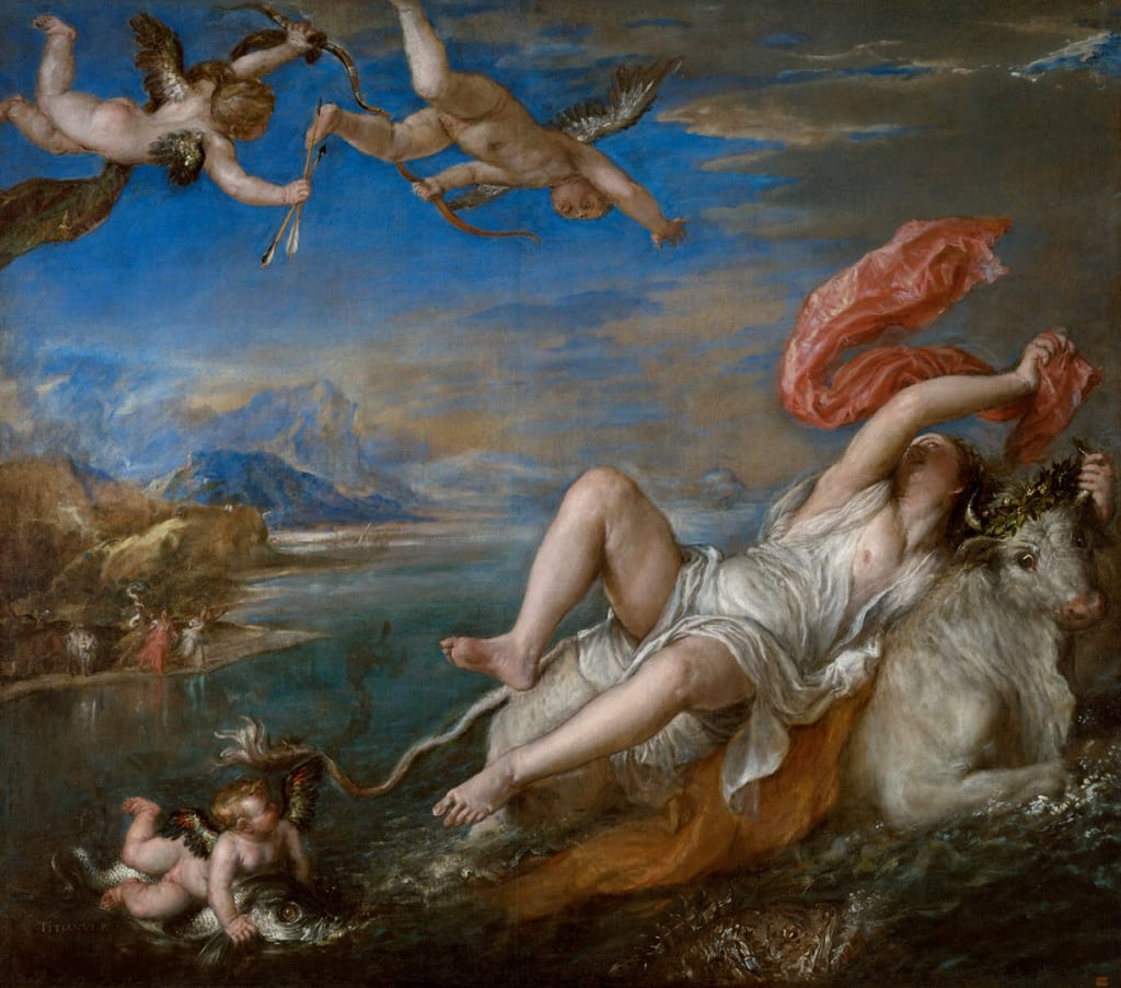 Titian: Love, Desire, Death exhibition afterthoughts