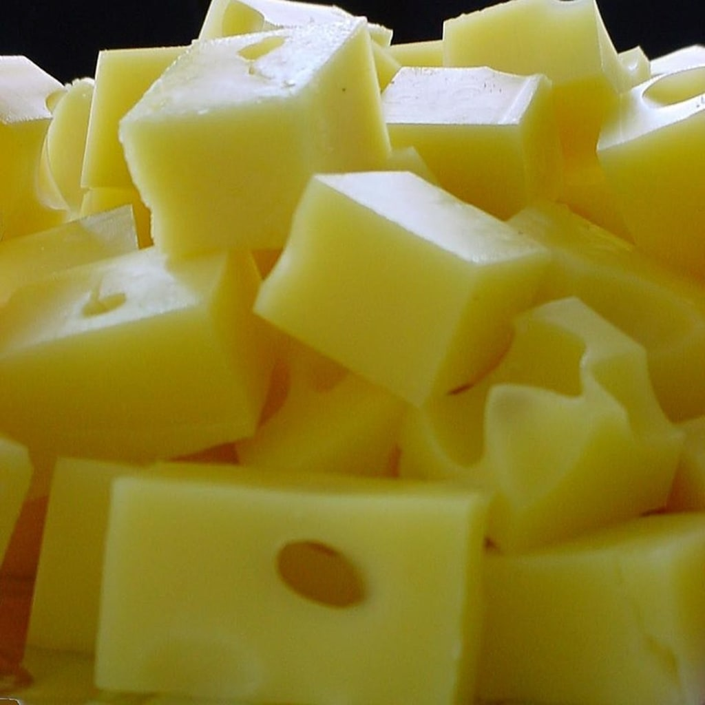 What Cheese Am I? A Search for the Self