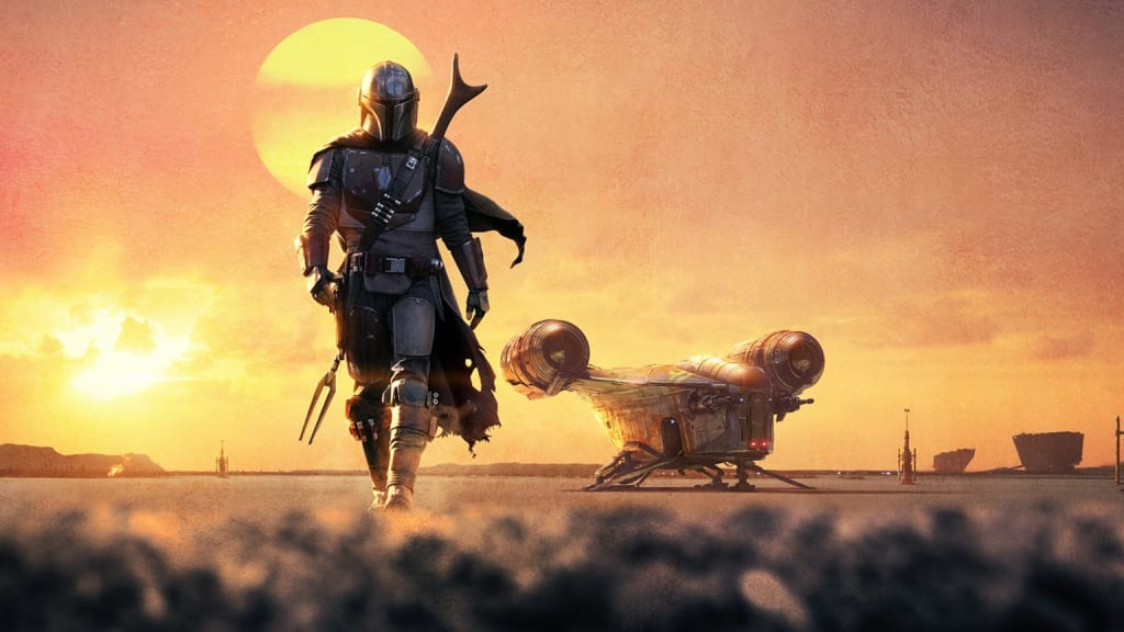 The Mandalorian Is The Best Thing To Come From Star Wars Since The Original Trilogy