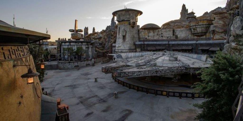 Galaxy's Edge is being Hit The Hardest By Disneyland Layoffs.