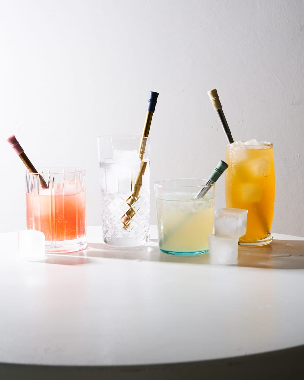 Sustainability On The Go: Sukk Straws