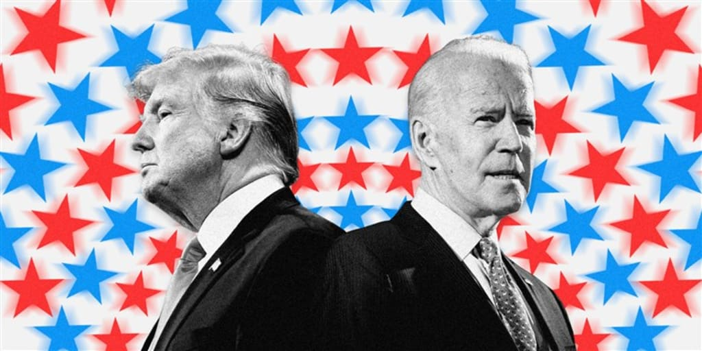 What Astrology Says About Biden Vs. Trump