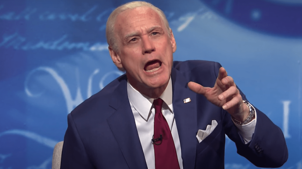 Jim Carrey's Best Biden Moments On SNL