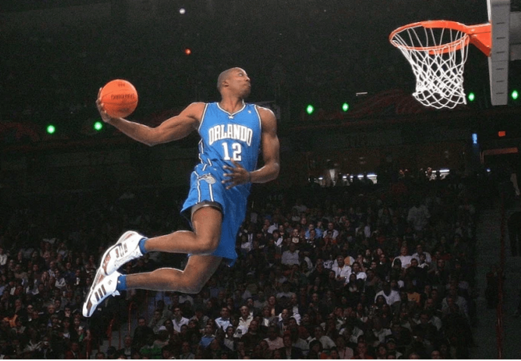 Dunk Training For Basketball Player