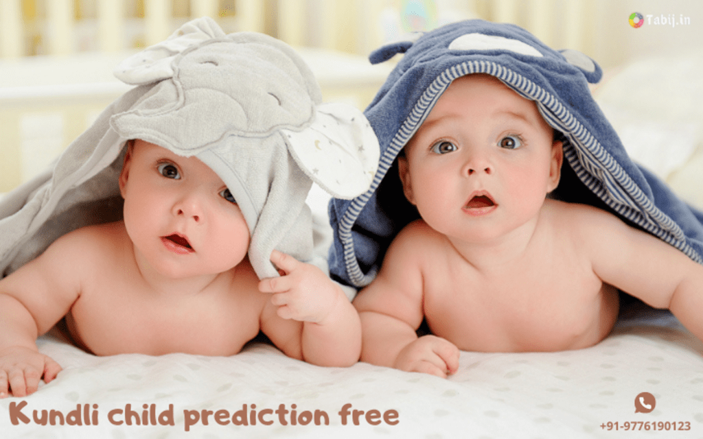 Kundli child prediction free for twins' baby in pregnancy