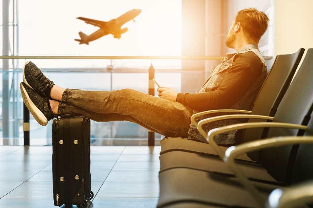How to Recover From Air Travel