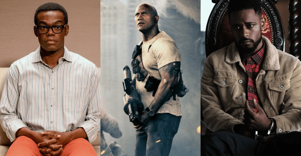 10 Best Nigerian Characters in Hollywood.