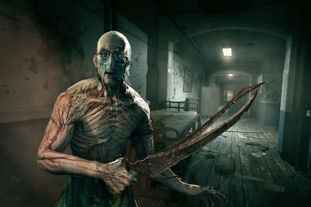 PS4 Games That Will Actually Scare You
