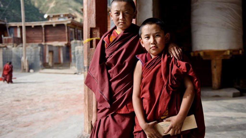 Tibet's eroding culture