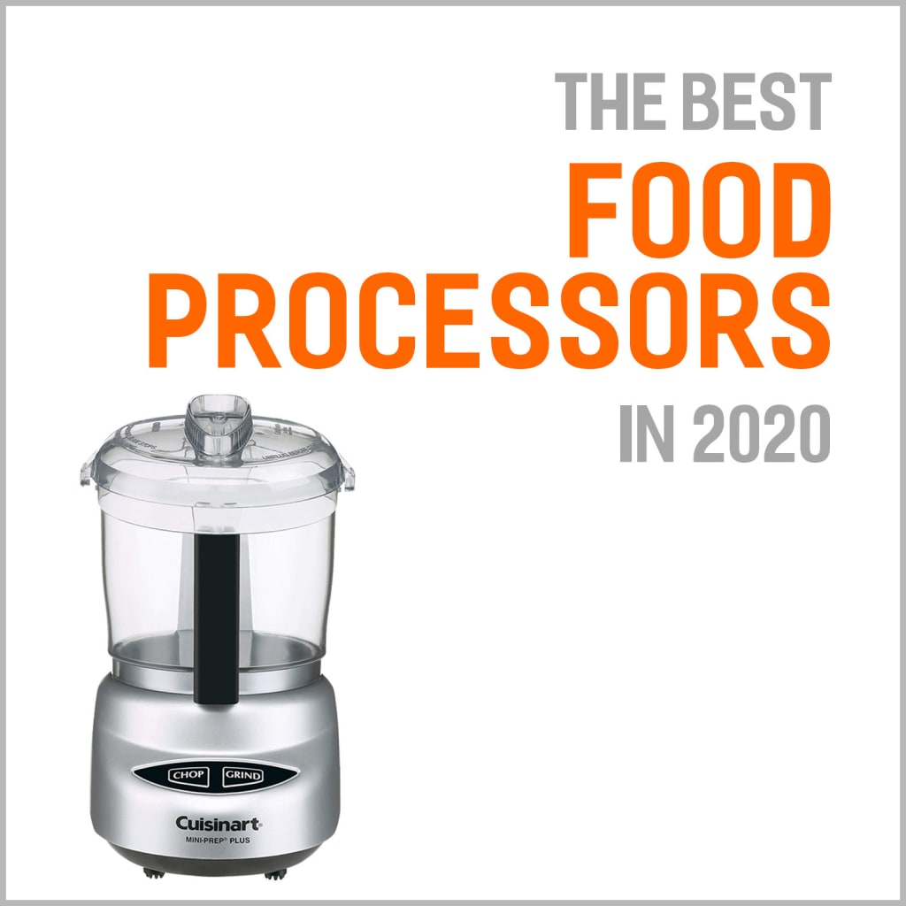 Best Food Processors You Can Buy Right Now