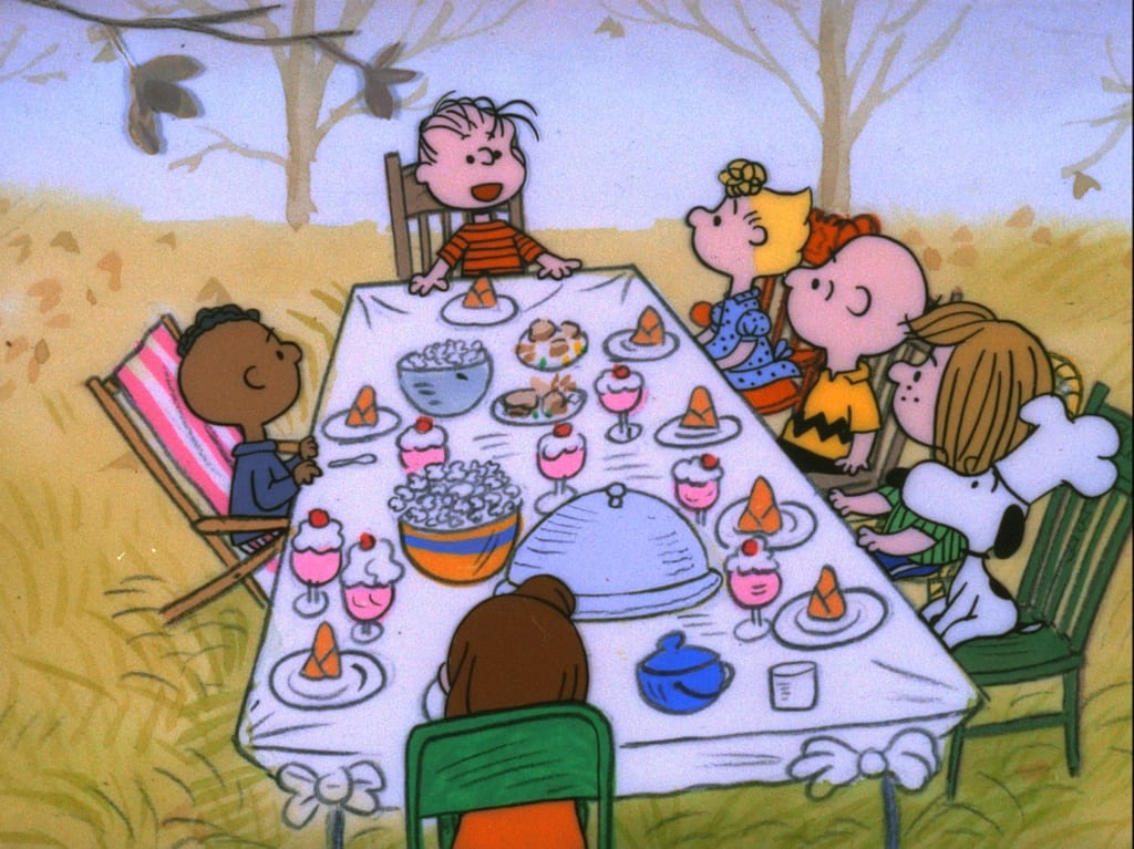 Charlie Brown Thanksgiving and Christmas specials will air on PBS