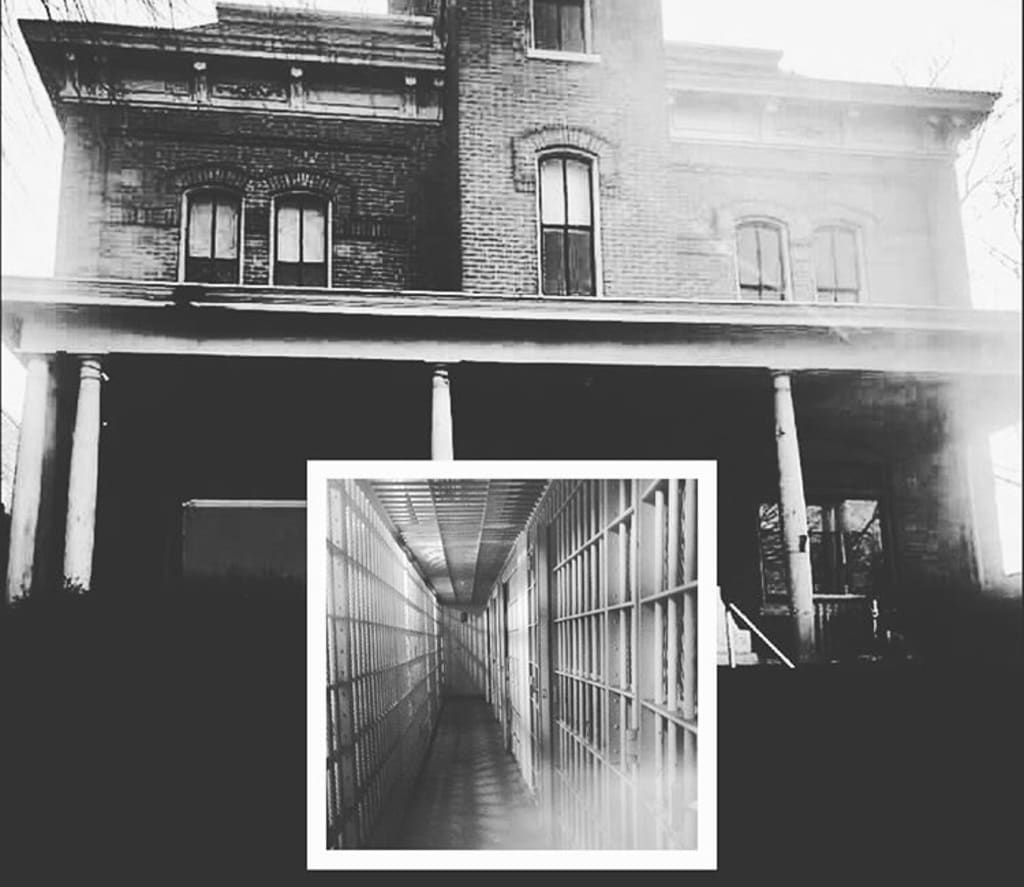 Ghosts at the Old Lake County Jail