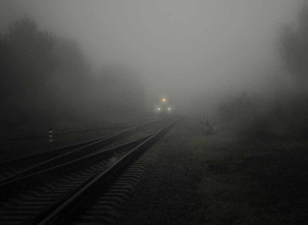 Lincoln's Ghost Train