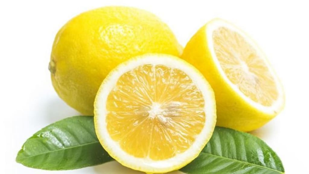 Did You Know That Lemons Are the Healthiest Food?